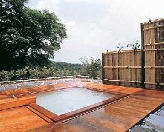 温泉はやっぱり かけ流しのにごり湯で。鹿の湯源泉かけ流しの宿 松川屋那須高原ホテル